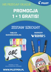1 1 School set gratis